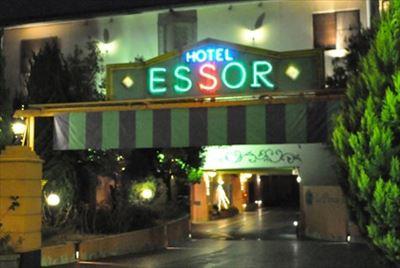 ラブホテルの建物の種類